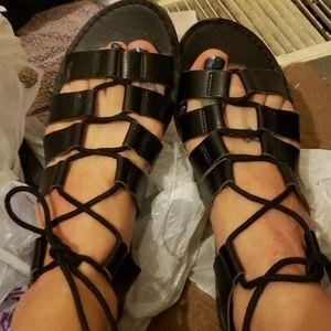 Size 7 sandels